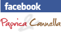facebook - paprica e cannella