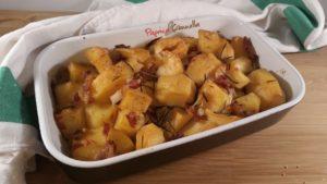 patate novelle al forno paprrica e cannella