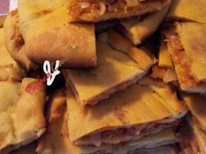 cudduruni con cipolla - paprica e cannella