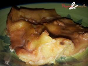lasagne al salmone - paprica e cannella
