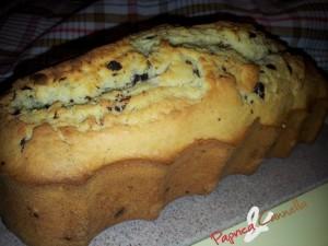 plumcake - paprica e cannella