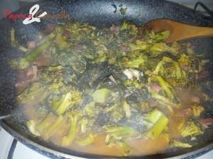 broccoli affucati sicilia - paprica e cannella