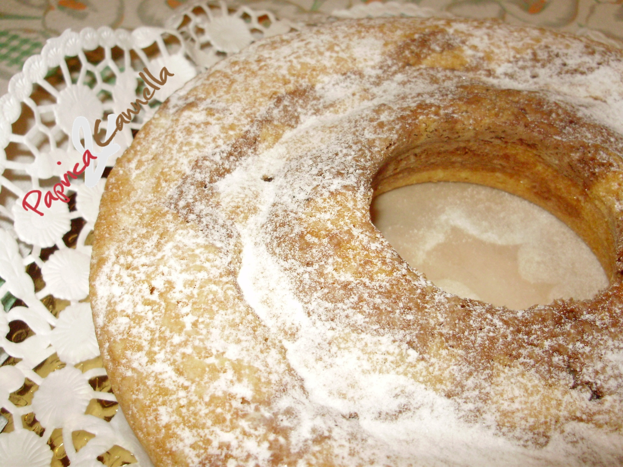 Ciambella fragrante