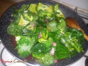 ricetta broccoli affucati - paprica e cannella