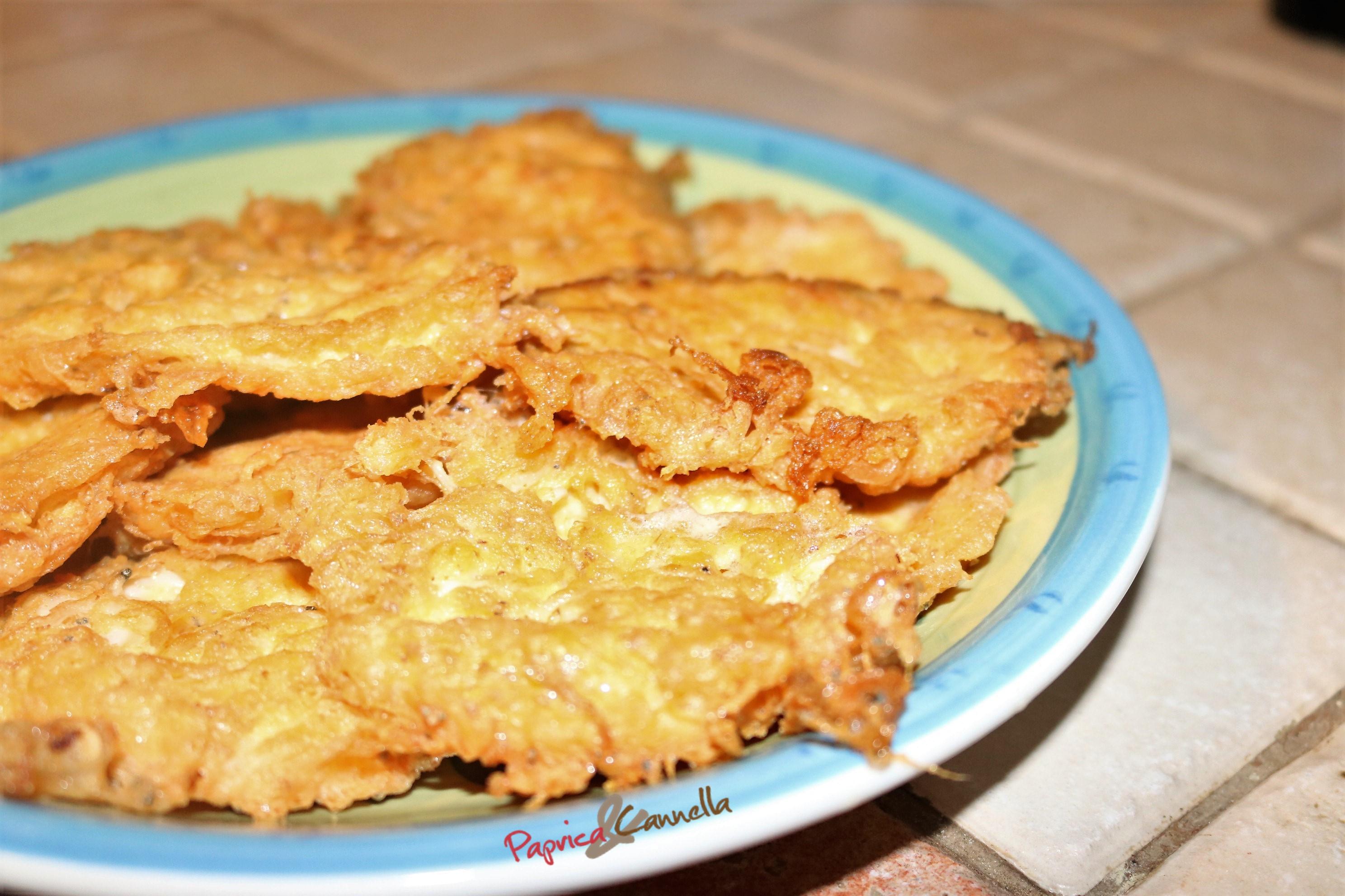 Frittelle di Bianchetto