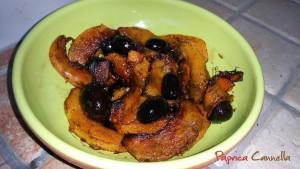 zucca alla siciliana - paprica e cannella