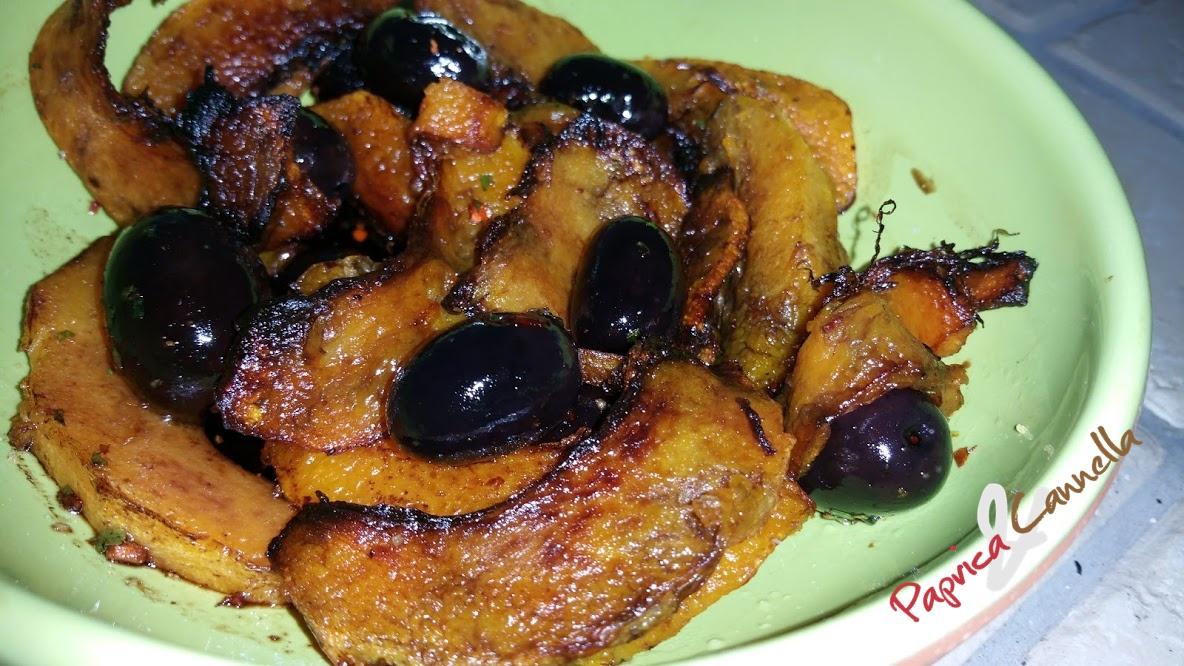 Zucca in agrodolce ricetta siciliana