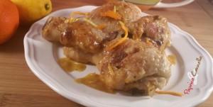 pollo agli agrumi - papricaecannella