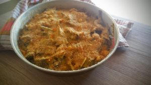 carciofi paprica e cannella