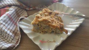 torta di carciofo - paprica e cannella