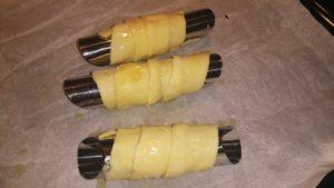 cannoli - paprica e cannella