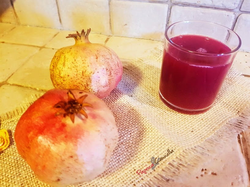 Succo di Melograno Homemade